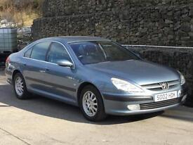 Peugeot 607 2.0HDi 2001MY SE