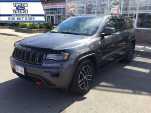 2017 Jeep Grand Cherokee Trailhawk  -  - Leather Seats - $132.41