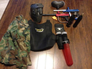 Paint Ball Package Deal