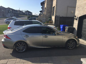 2016 Lexus IS 300 AWD F-Sport **578,26$/mois Taxes Incluses**