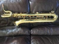 Selmer (Paris) SA80 Series II Baritone Saxophone Low A 2001