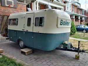 SOLD SOLD SOLD BOLER 17' Travel Trailer