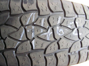 Two Mickey Thompson Baja ST2 275/60R20 Used Tires