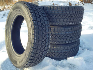 New winter tires, 225/65R17 $440 for 4, 235/65R17 $480 for 4