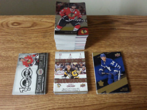 2017/18 Tim Hortons Hockey Cards Huge Lot 114 Cards No Doubles