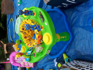 Exersaucer Walker Jolly Jumper