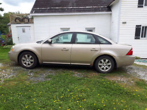 2006 Ford Five Hundred Berline