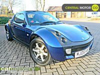 2005 05 REG SMART ROADSTER 0.7 2dr