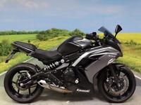 Kawasaki ER6F 2014 ** A2 licence compliant mint example!**