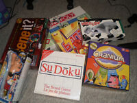 Games and other things