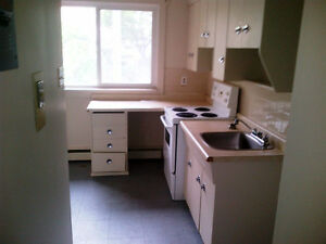 1 Bedroom Central Downtown Apartment. First Month Free!!!