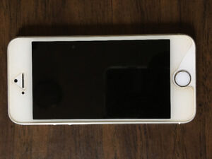 iPhone 5s - 16gb, silver. Perfect condition!