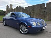 2005 Jaguar S-TYPE 2.7D V6 auto Sport EXCLUSIVE EDITION BODYKIT DIESEL FSH