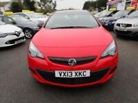 2013 Vauxhall Astra Gtc 1.7 CDTi ecoFLEX SRi 3dr (start/stop)
