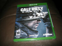Call of Duty Ghosts for XBOX One - Brand New Unopened