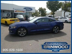 "2015 Ford Mustang Coupe3.7L V6/6SP MANUAL/PUSH STRT/REV CAM/18""A"