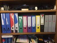 Office Folders & Box Files