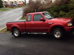 Excellent Ford Ranger King Cab 2008