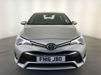 2016 TOYOTA AVENSIS BUSINESS EDITION D-4D DIESEL 1 OWNER SERVICE HISTORY FINANCE