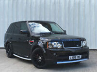 Land Rover Range Rover Sport 2.7TD V6 auto MY HSE 2012 FACELIFT STYLING PACK