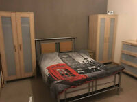 3 X Furnished double rooms on offer. close to Stratford. All bills paid including Fibre broadband