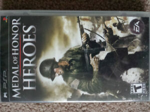 New PSP game - Medal of Honor Heroes