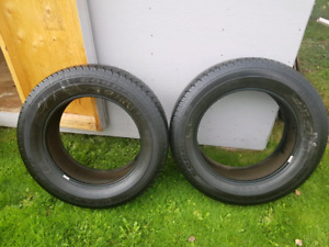 """GOODYEAR WRANGLERS 20"""" TIRES AND OTHER STUFF FOR SALE"""