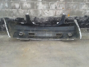 Used factory front bumper from a 2007-14 GMC Yukon Belleville Belleville Area image 2