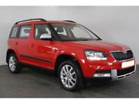 Skoda Yeti Outdoor S Tdi Cr Hatchback 2.0 Manual Diesel BAD / GOOD CREDIT