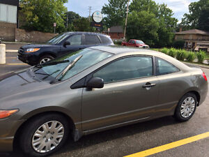 2006 Honda Civic Base Coupe (2 door)