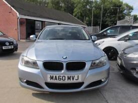 2010 60 BMW 3 SERIES 2.0 320D EFFICIENTDYNAMICS 4 DR **£20 TAX**