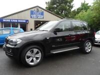 2007 57 BMW X5 3.0 D SE 7STR 5D AUTO 232 BHP 7 SEATS FULL LEATHER ONE OWNER DIE