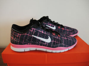 Women's Nike Free 5.0 TR FIT 4 PRT Running Shoes 7.5 New In Box