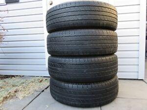 4 pneus p 225 / 70 R 16