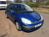 Renault Scenic 1.9 DIESEL- 3 Owners- 60k-Service History- **Mangers Special- 3 Months Warranty**
