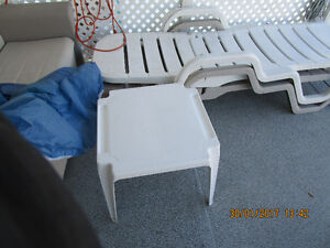 Patio Chars & Small Table