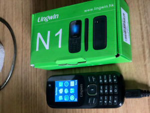 Lingwin N1 Quad Band Unlock Phone, No Wind Or Freedom Mobile
