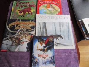 Selection of Children's Christmas stories - really nice