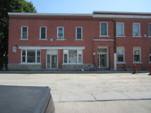 Commercial space for lease - Downtown Renfrew