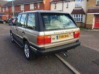 LAND ROVER RANGE ROVER HSE AUTOMATIC