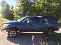 2006 Dodge Ram 1500 with a 6 SPEED MANUAL