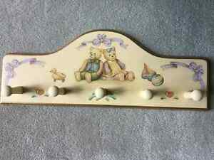 BRAND NEW Decorative Wooden Clothing Hanger