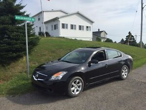 2009 Nissan Altima 2.5SL 6 speed xtronic Bose stereo