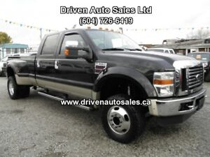 2009 Ford F350 Dually
