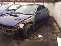 Subaru U.K. Breaking