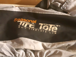 Tire totes