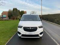 2019 Vauxhall COMBO CARGO 2300 1.5 Turbo D 100ps H1 Sportive Van Panel Van Diese