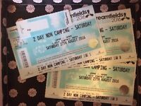 Creamfields tickets 3 available