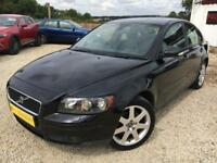 VOLVO S40 T5 SE Black Manual 2.5 Petrol, Low Miles, 2005