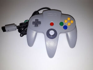 Authentic     Nintendo     64     Controller   -    Like   New